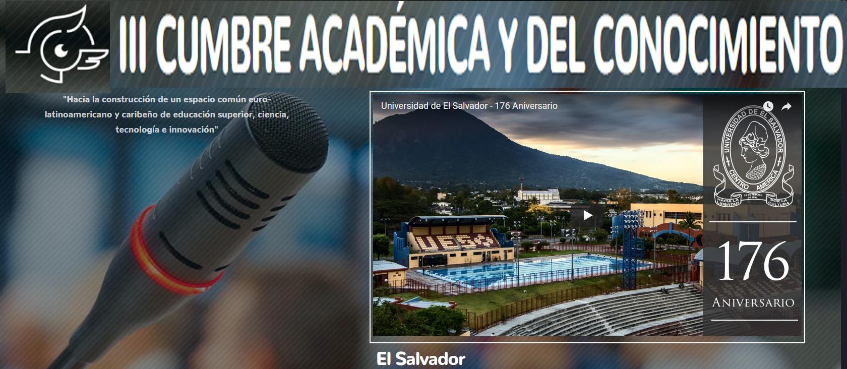 Cumbre Academica