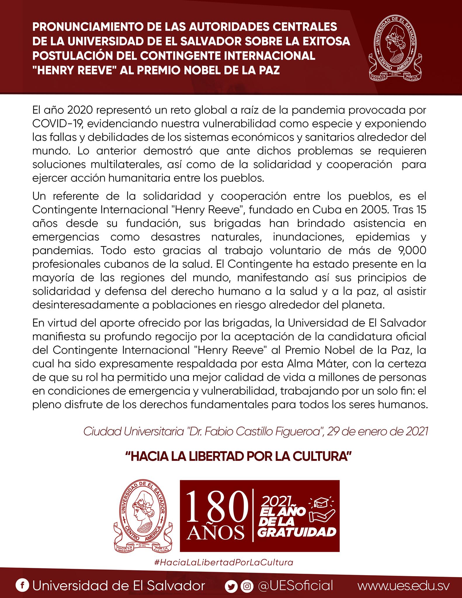 postulacion contingente internacional HENRY REEVE AL PREMIO NOBEL DE LA PAZ.png